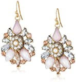 Amazon Price History for:Multicolored Crystal Drop Earrings