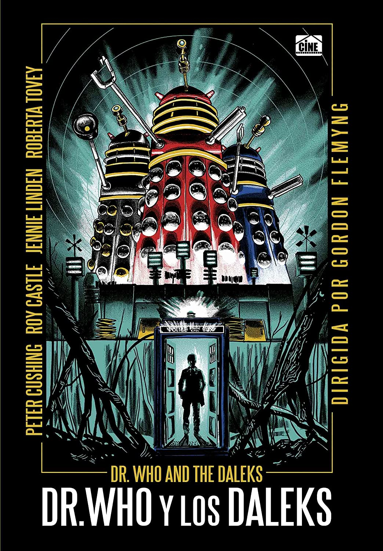 Dr. Who y los Daleks [DVD]: Amazon.es: Peter Cushing, Jennie Linden, Roberta Tovey, Roy Castle, Gordon Flemyng: Cine y Series TV