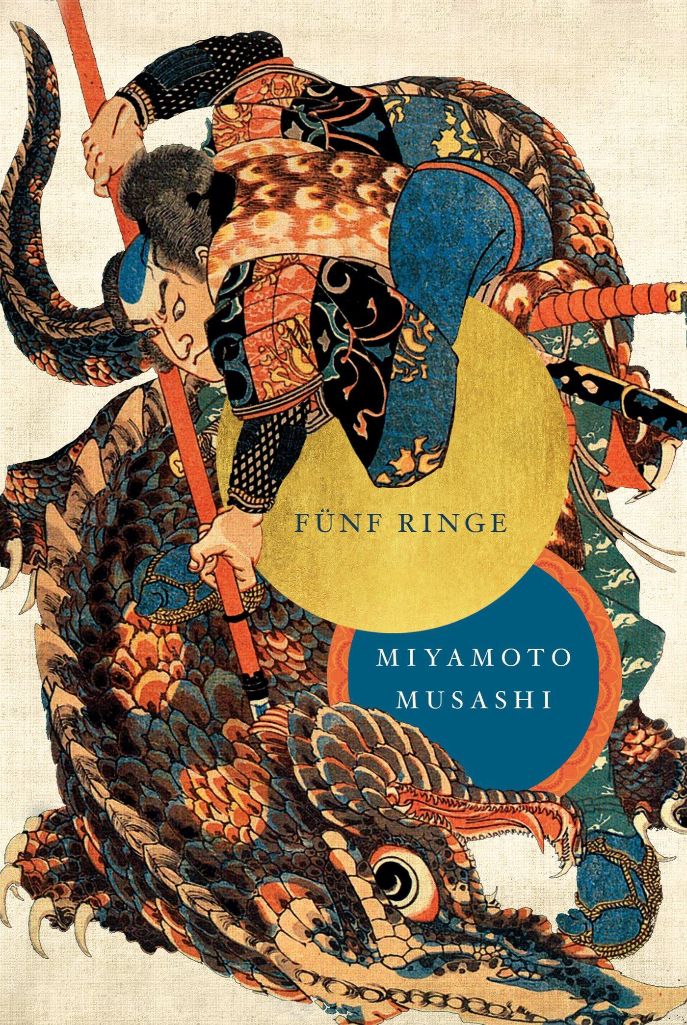 Fünf Ringe: Die Kunst des Samurai-Schwertweges Gebundenes Buch – Januar 2008 Miyamoto Musashi Nikol 3937872884 Östliche Philosophie
