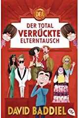 Der total verrückte Elterntausch (German Edition) Kindle Edition