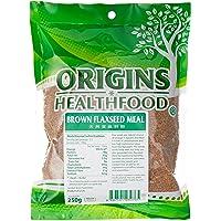 Origins Brown Flaxseed Meal, 250g