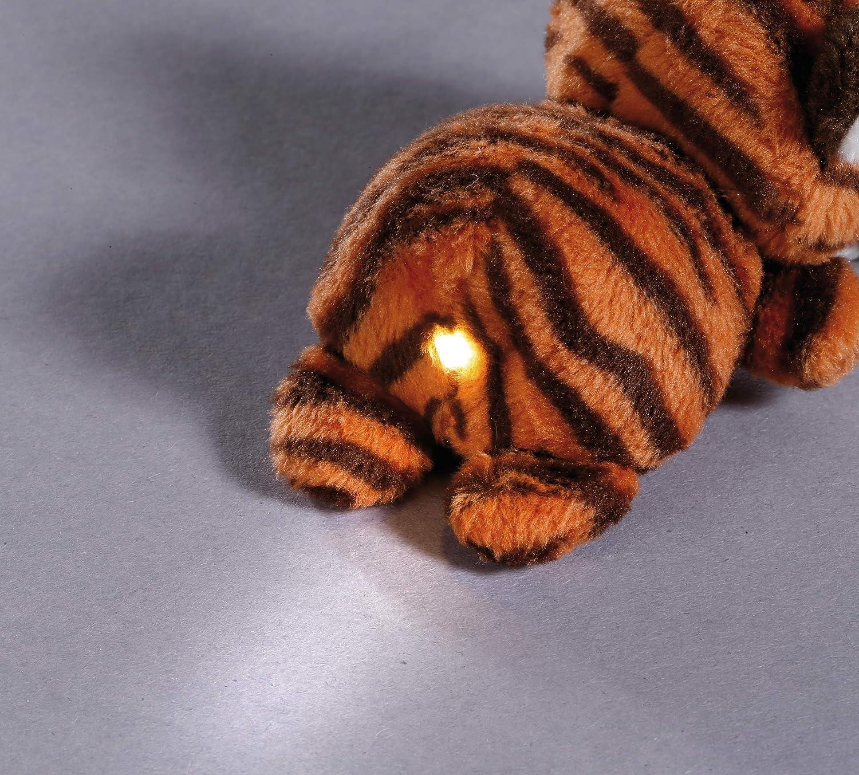 Porte-cl/és en Peluche Tortue Slippy Jerome avec Lampe LED 44765 Vert NICI