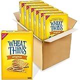 Wheat Thins Original Whole Grain Wheat Crackers, 6 - 9.1 oz Boxes