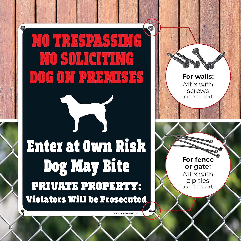"Dog in Yard Please Close Gate Brown 9/"" x 6/"" Wood Sign"