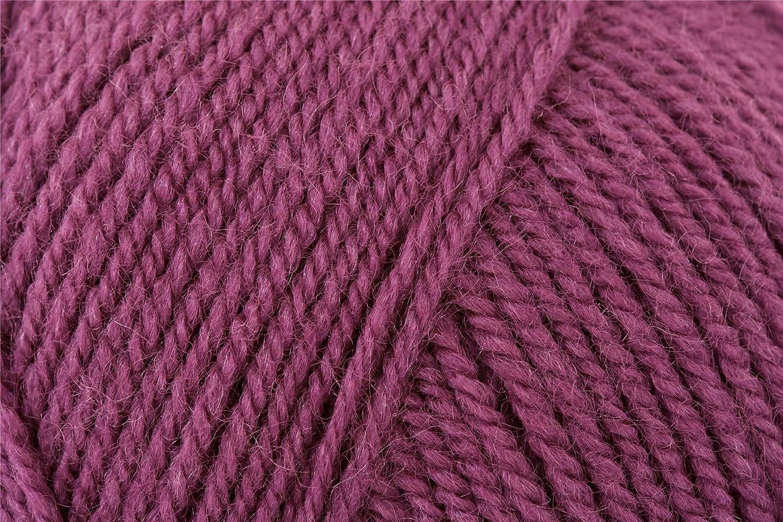 Cygnet C100/1048 | Lt Mauve 100% Acrylic Double Knitting Yarn/Knitting Wool 100g Cygnet Yarns