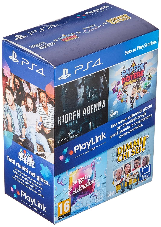 Cofanetto 4 Giochi PlayLink - Bundle -PlayStation 4 ...