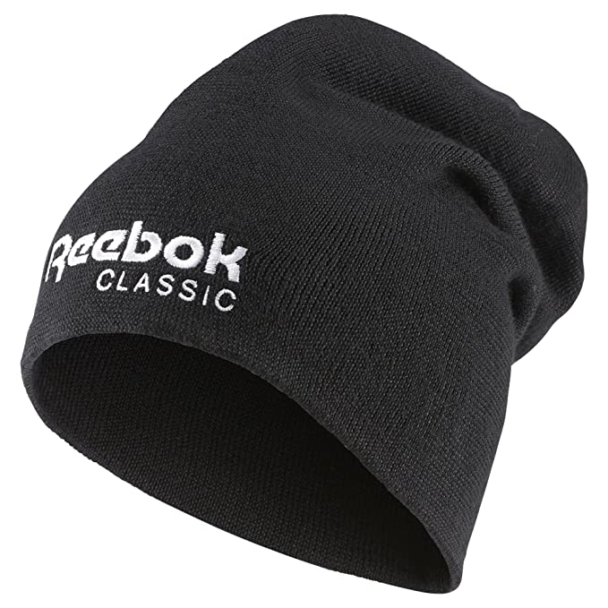 88ba08031d1 Reebok Classics Unisex Foundation Beanie