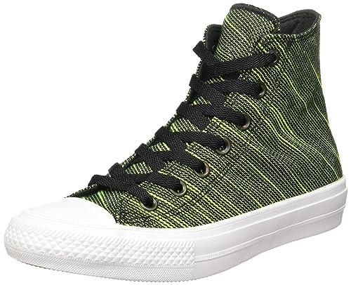 65c8c58cff2d53 Converse Unisex Adults  Chuck Taylor All Star Ii C151086 Hi-Top Sneakers