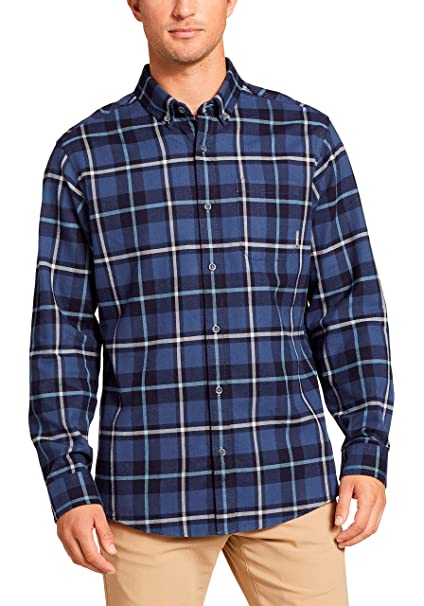 Eddie´s Favorite Flanellhemd Classic Fit Uni Gr. S