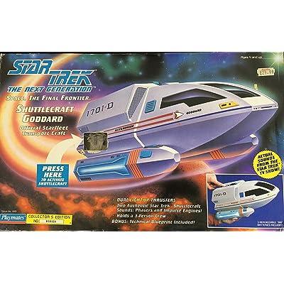 Star Trek The Next Generation Shuttlecraft Goddard: Toys & Games