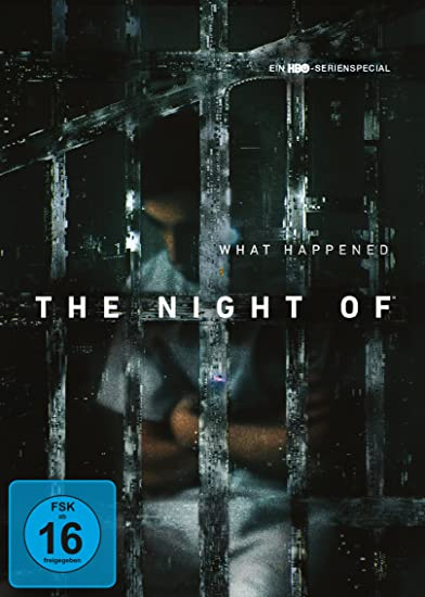 The Night Of [3 DVDs]