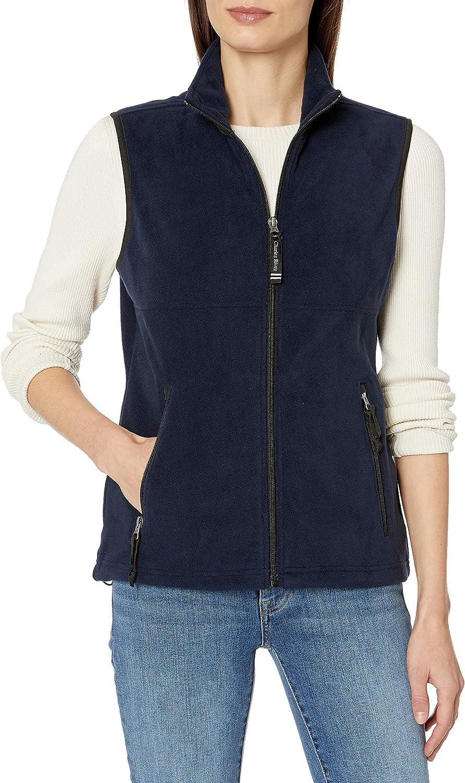 Charles River Apparel Womens Ridgeline Fleece Vest