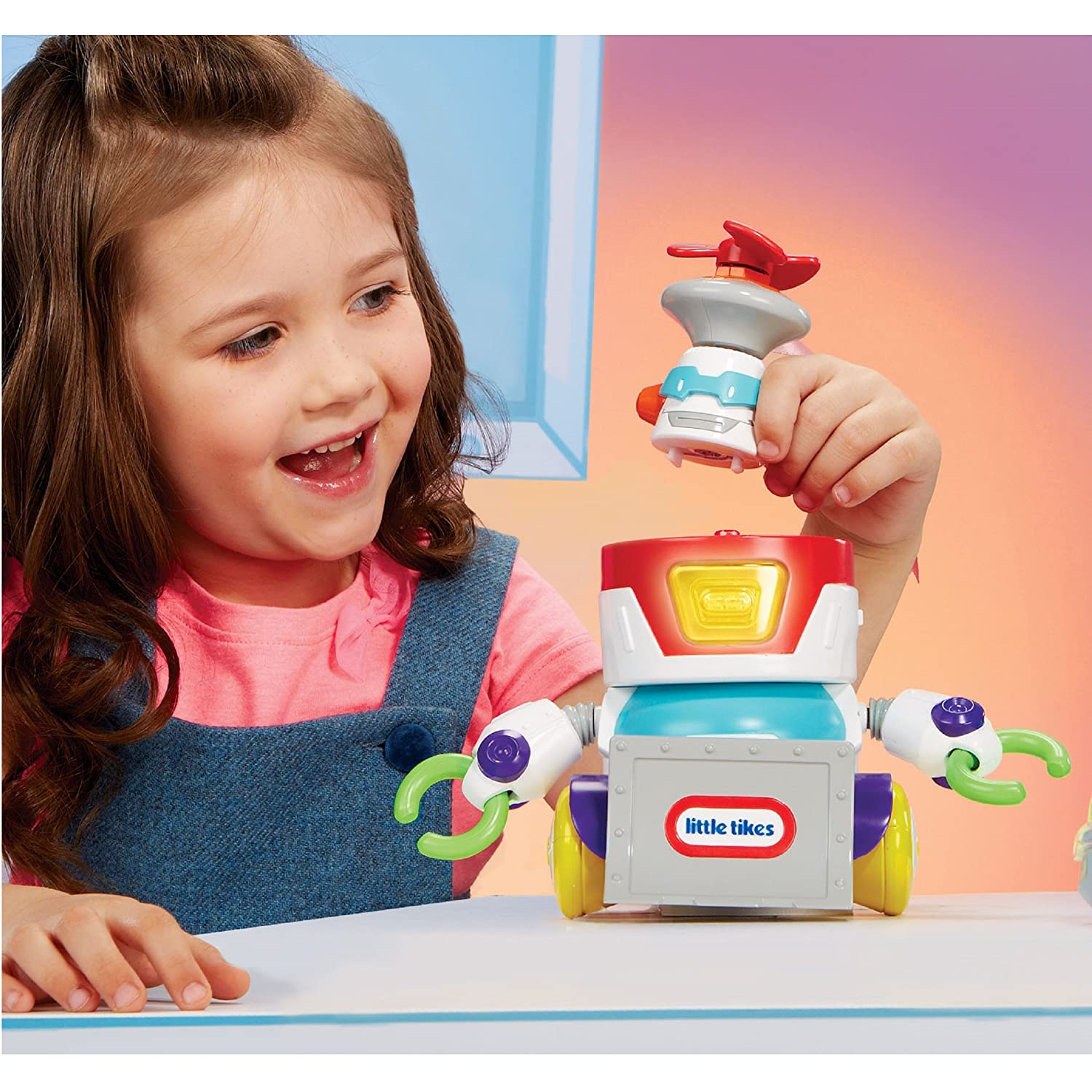 Little Tikes Builder Bot Toy