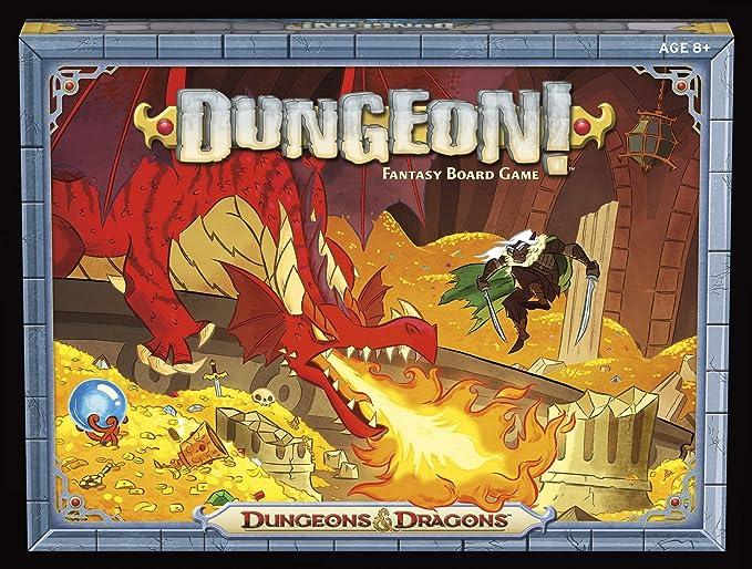 Dungeon - Juego de mesa (WTCA78490000) (importado): Wizards of the ...