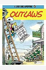 Lucky Luke - Volume 47 - Outlaws Kindle Edition