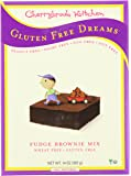 Cherrybrook Kitchen Gluten Free Dreams, Fudge Brownie Mix, 14-Ounce Boxes (Pack of 6)