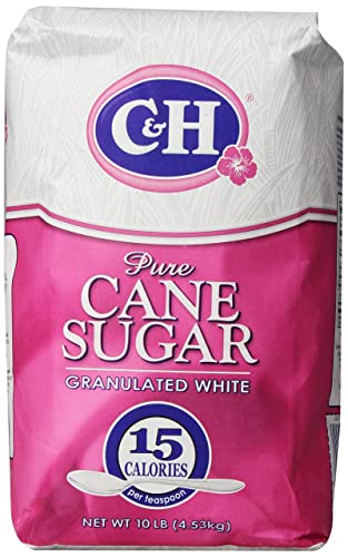 C&H Pure Cane, Granulated White Sugar