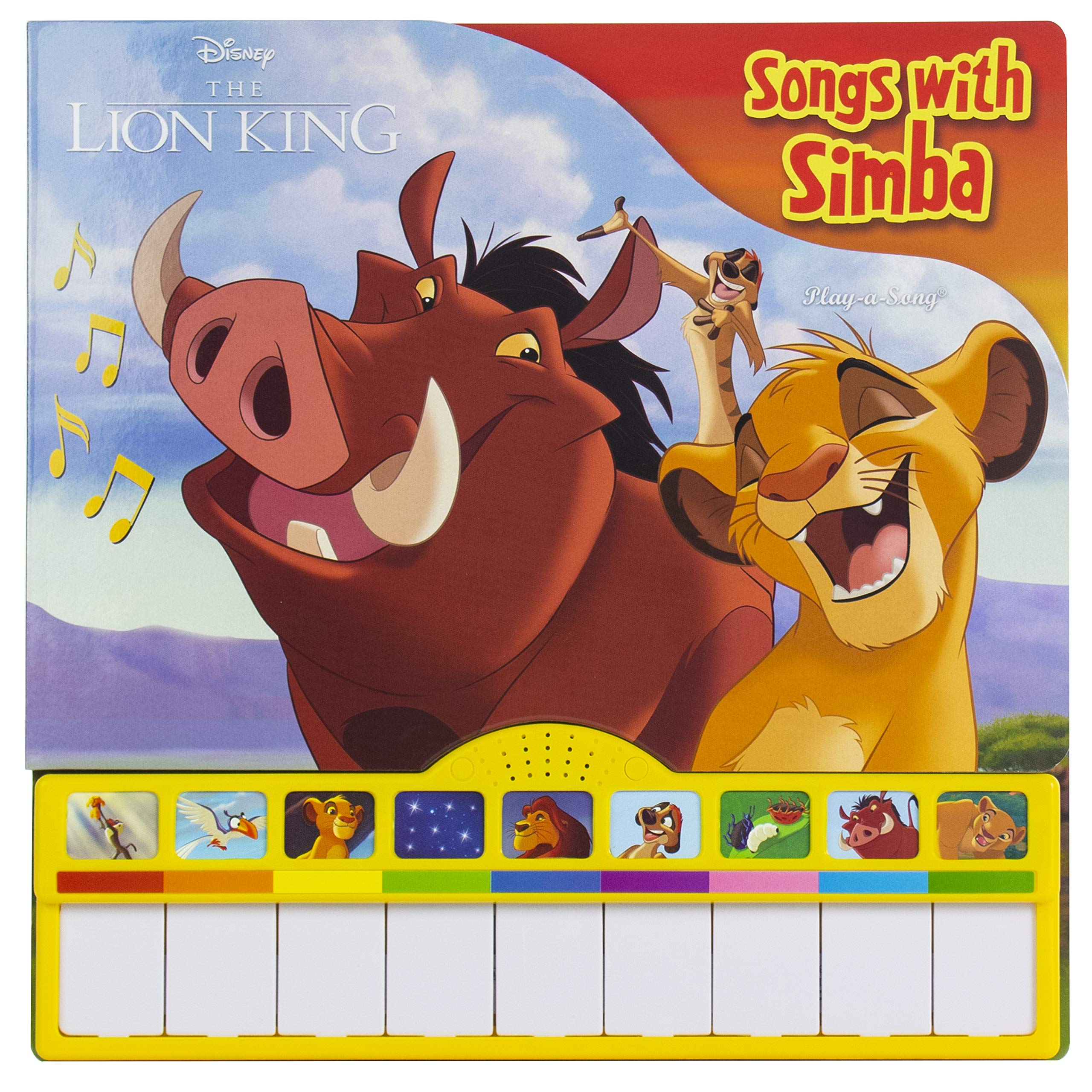 Disney The Lion King Super Easy Songbook Keyboard Music Book SAME DAY DISPATCH