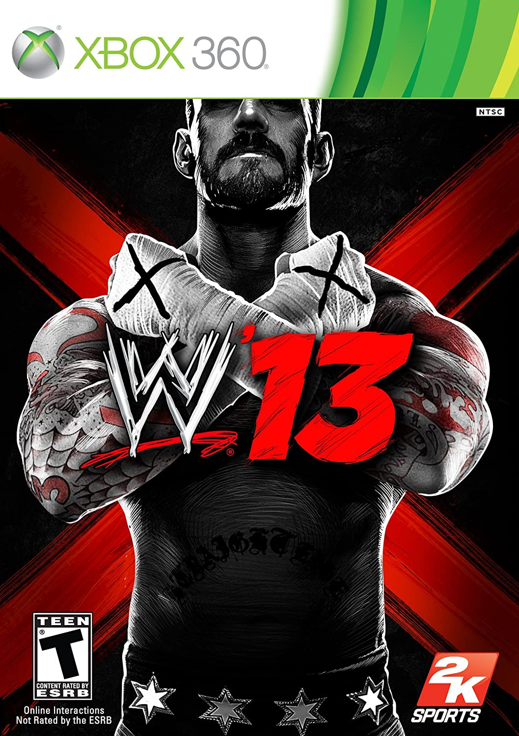 Amazon WWE 13 Xbox 360 Video Games