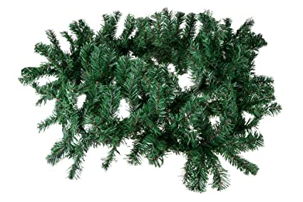Amazon christmas tree branch style garland realistic pine