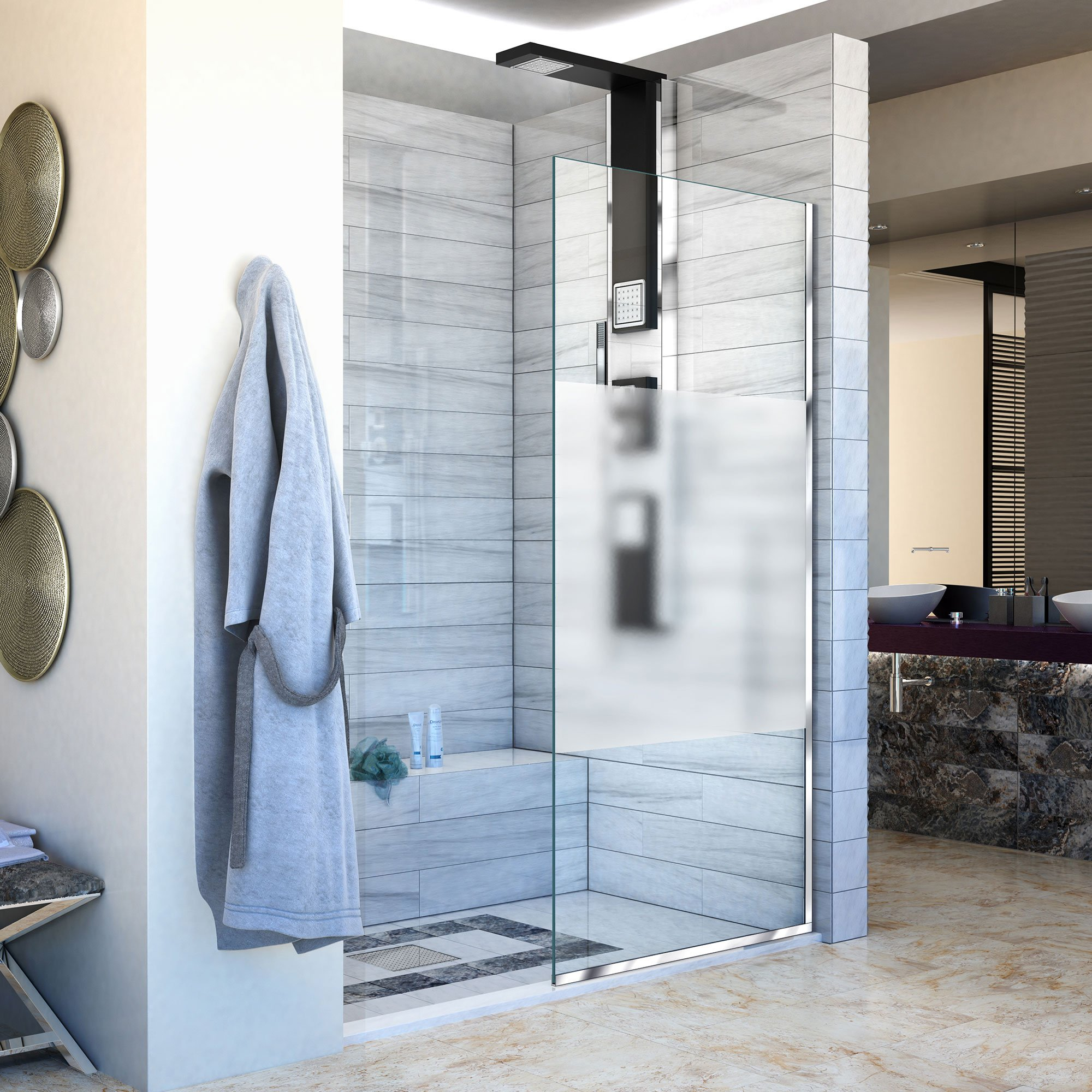 Best Rated in Bathtub Sliding Doors & Helpful Customer Reviews ...