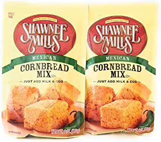 product image for Shawnee Mills Mexican Cornbread Mix - 2 Pack