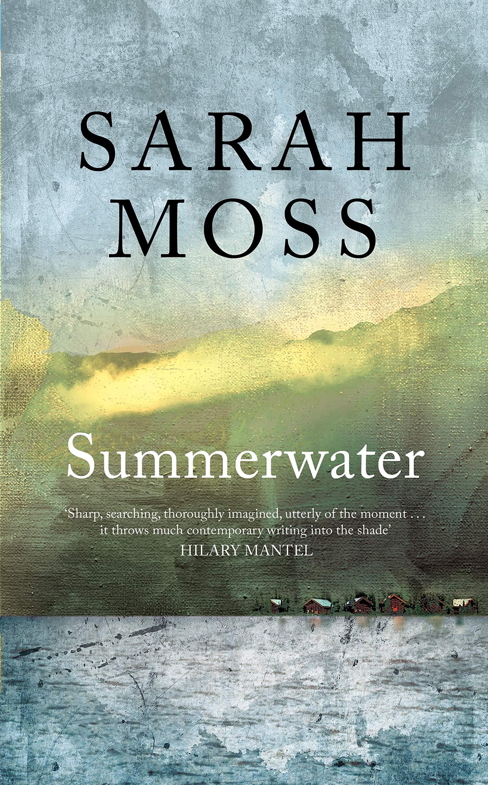 Summerwater: Amazon.co.uk: Moss, Sarah: 9781529035438: Books