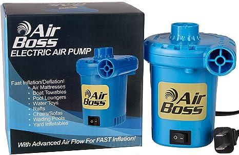 Amazon.com: Bomba de aire para hinchables, 1.000 litros de ...