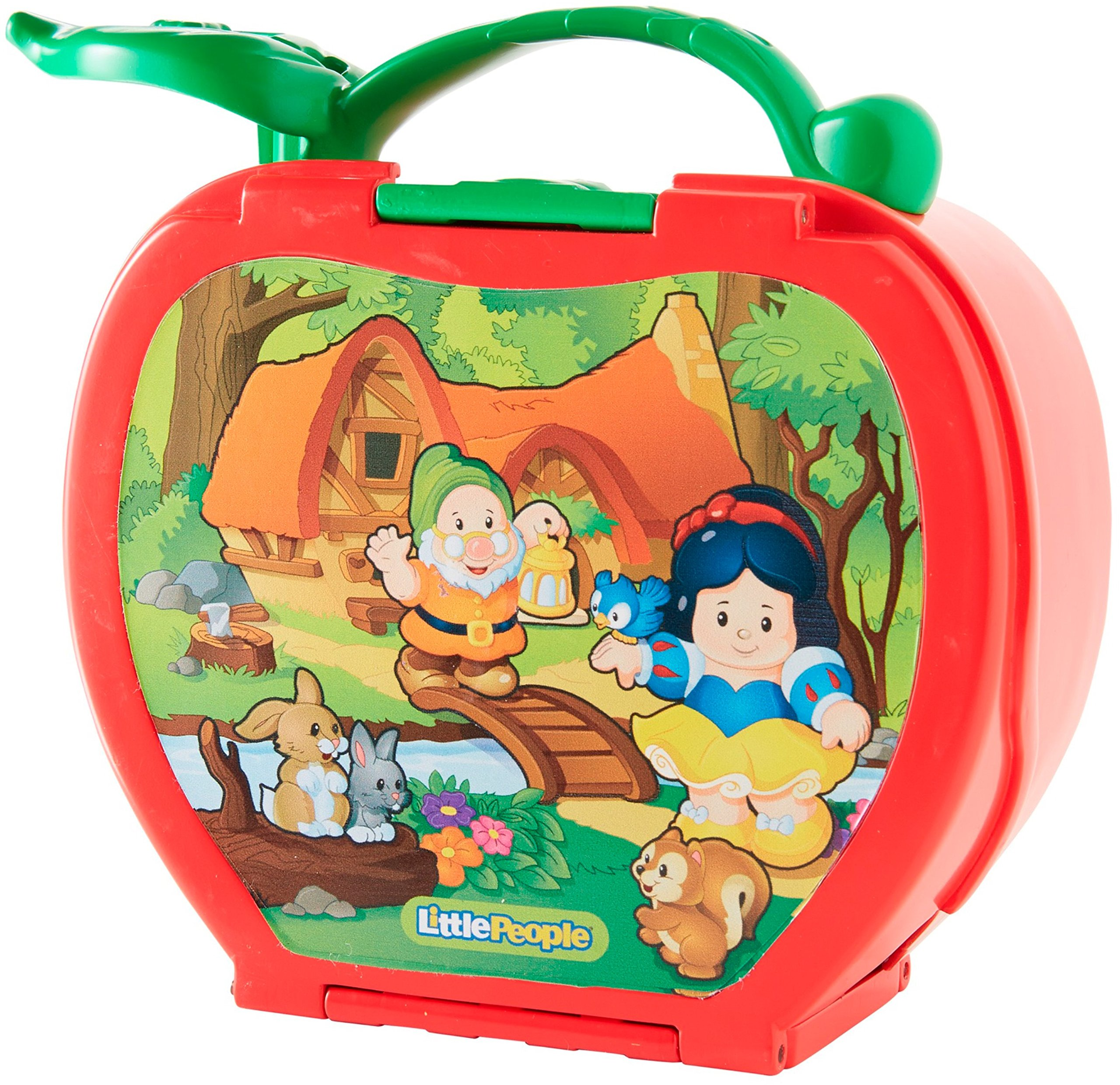 Fisher-Price Little People Disney Princess, Snow White's Fold 'n Go Apple