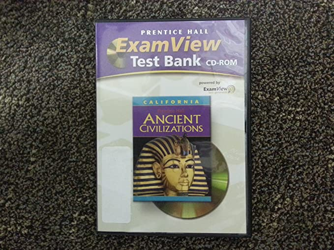 Prentice Hall Exam View Test Bank