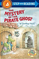 The Mystery of the Pirate Ghost: An Otto & Uncle Tooth Adventure (Step into Reading) Paperback