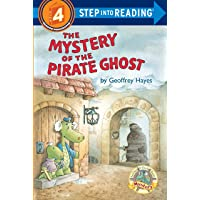 The Mystery of the Pirate Ghost: An Otto & Uncle Tooth Adventure (Step into Reading)