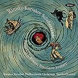 Rimsky-Korsakov: Symphonic Suite Scheherazade Op.35; Balakirev: Oriental Fantasy Islamey
