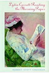 Lydia Cassatt Reading the Morning Paper Hardcover