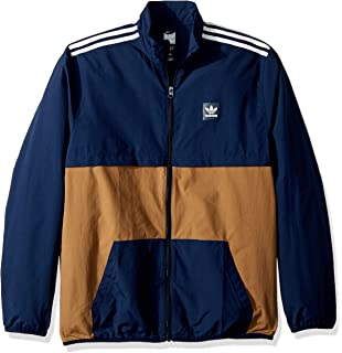 adidas Originals Mens Skateboarding Blackbird Packable Wind ...