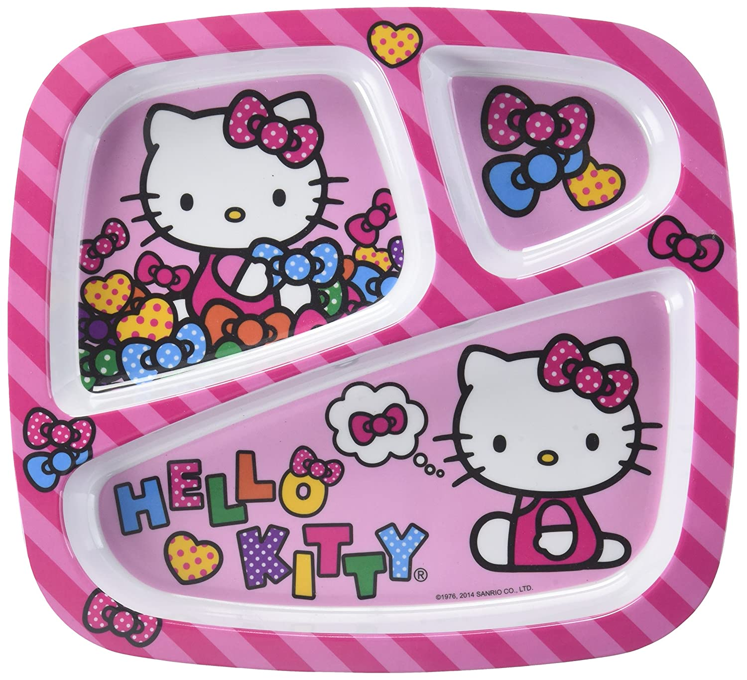 【返品?交換対象商品】 Zak! by BPA Zak! Free Hello Kitty Meal Tray B005HF33HU (Discontinued by Manufacturer) by Zak Designs B005HF33HU, HEAVEN Japan:ed81f5d1 --- a0267596.xsph.ru