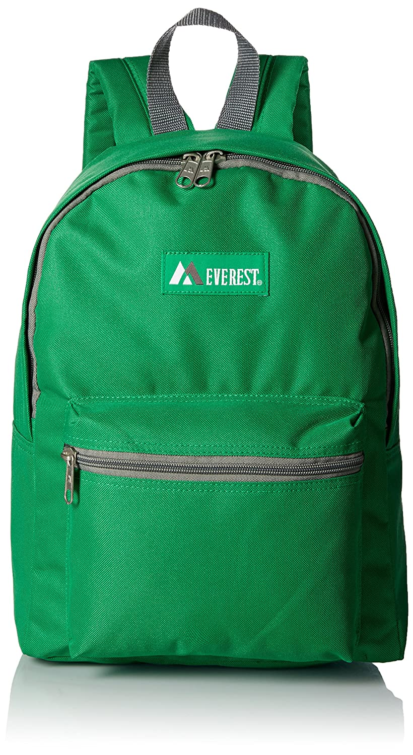 Everest Basic Backpack, Yellow, One Size EVFDS 1045K-YE
