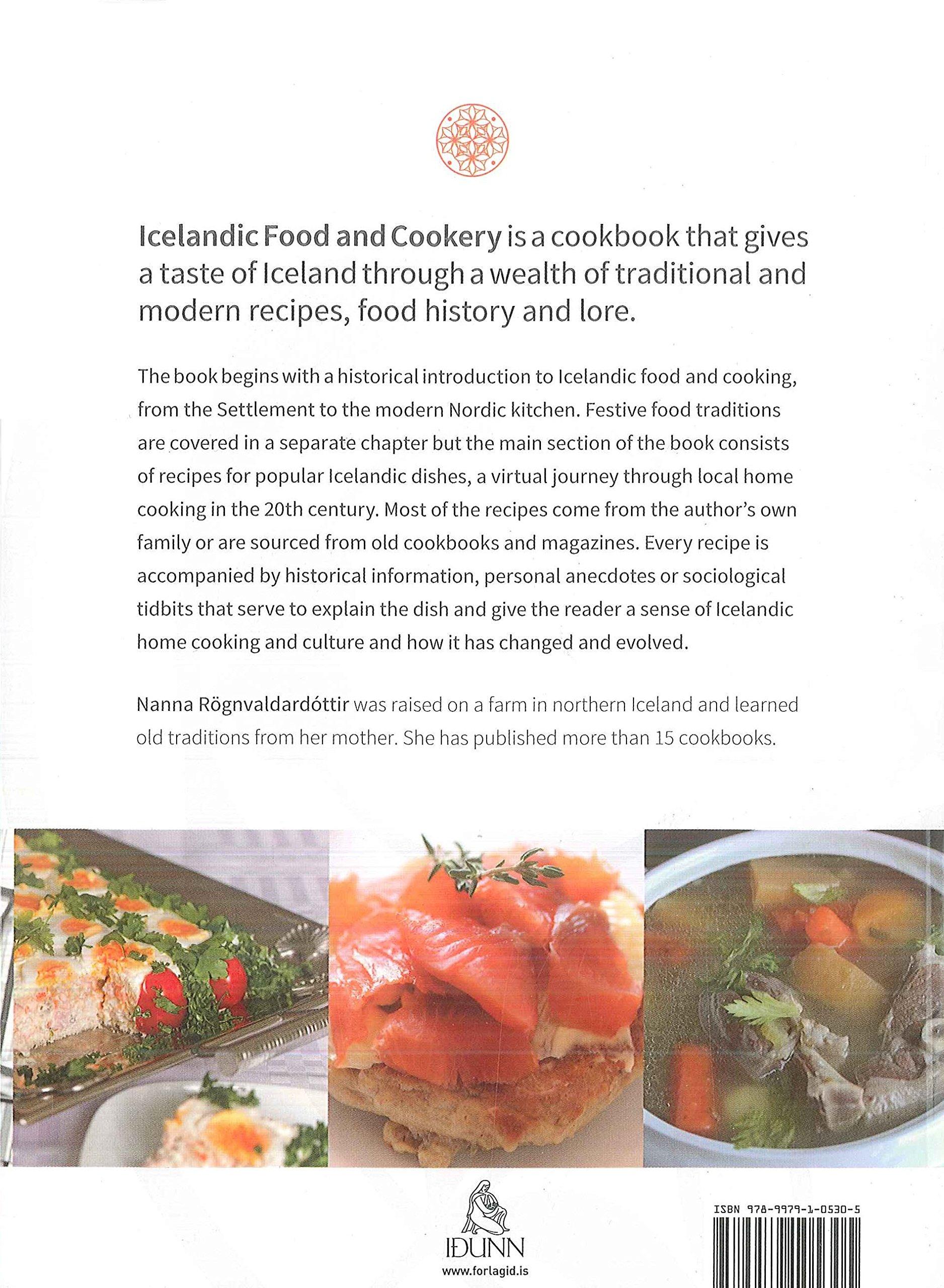 Icelandic Food and Cookery: Amazon.co.uk: Rögnvaldardóttir, Nanna ...