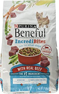 Amazon Com Purina Beneful Incredibites With Real Beef Adult Dry