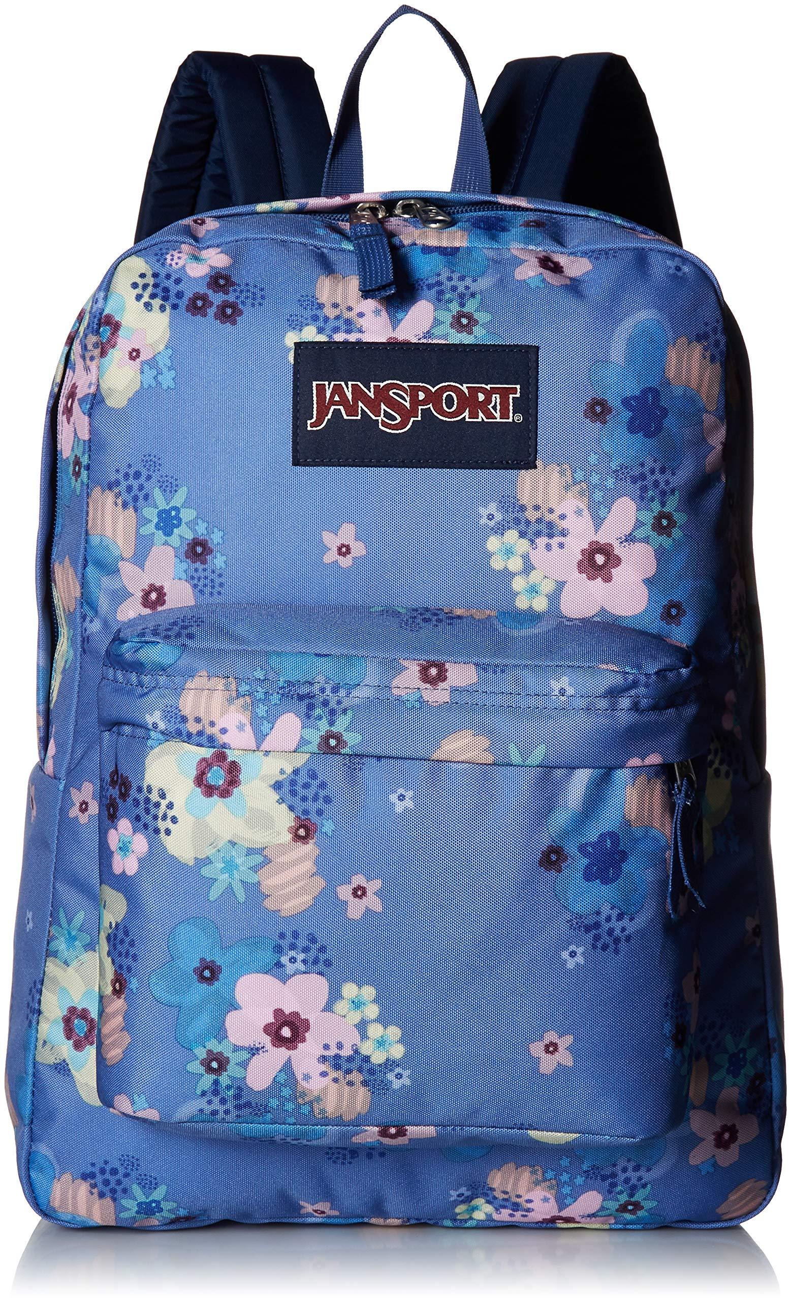 JanSport JS00T50148S Superbreak Backpack, Artist Floral