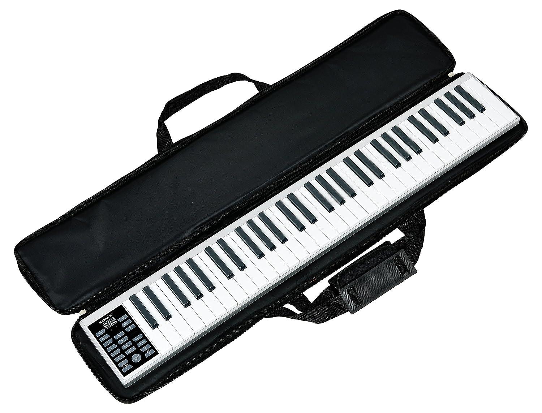 Le Plus Grand teclado electrónico portátil de Luxe de 61 teclas con funciones de lectura y de grabación de - Emperor of Gadgets® Piano MIDI electrónica con ...
