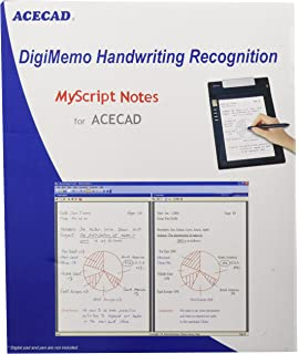 Acecad DigiMemo Drivers for Windows XP