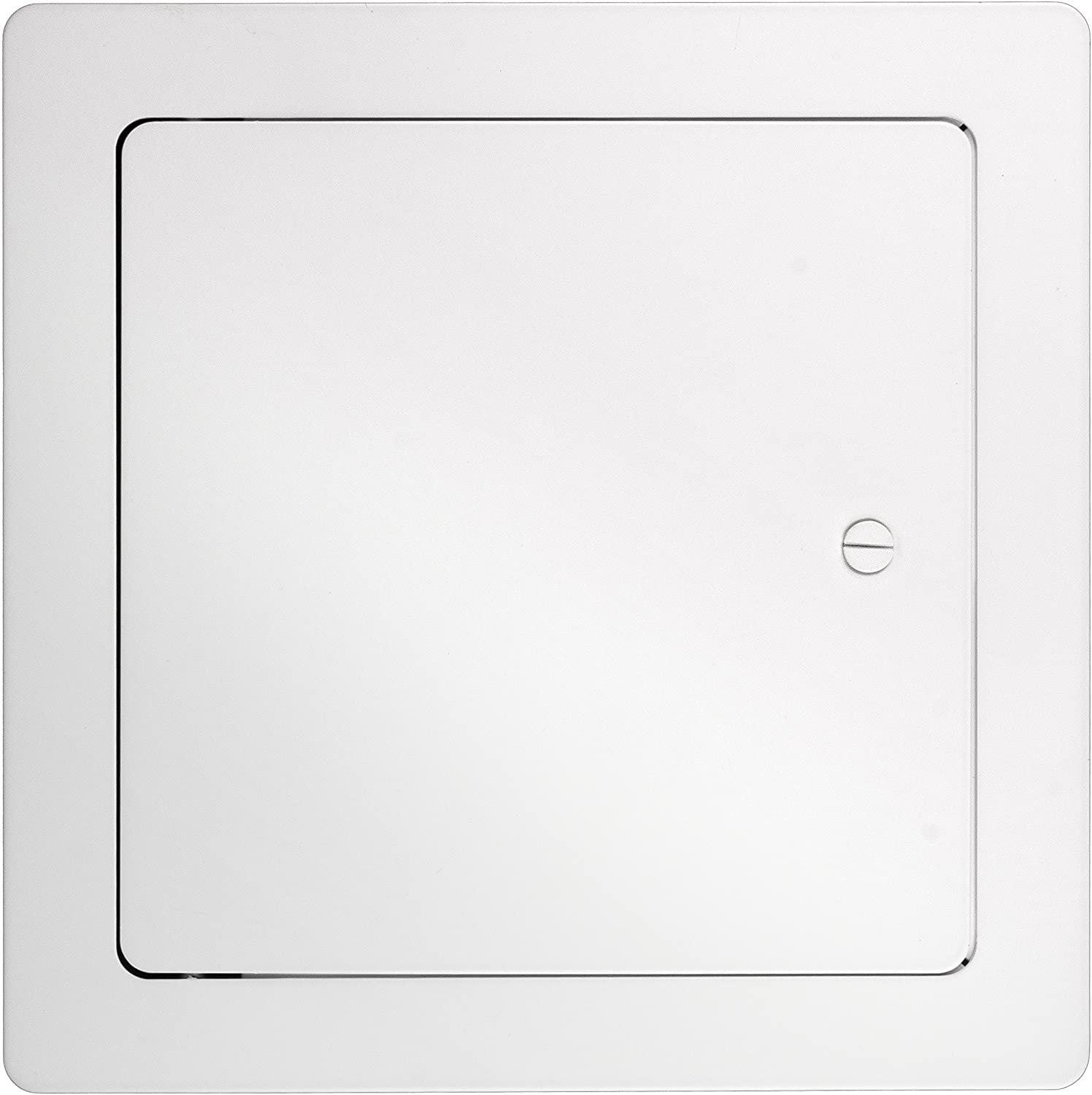 Accord Ventilation 69911212WH Steel Access Panel, 12-inch x 12-inch, White