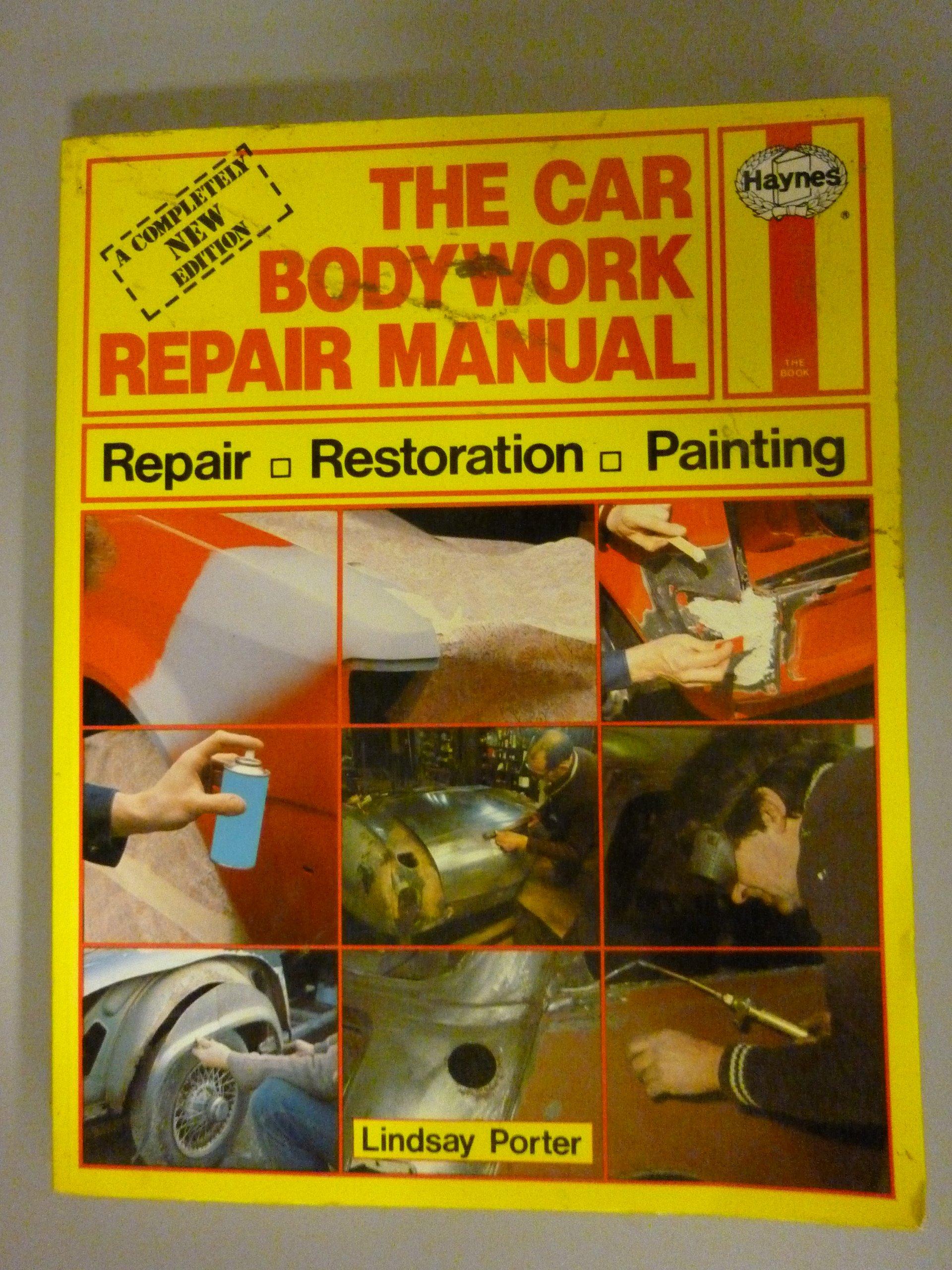 the car bodywork repair manual a foulis motoring book lindsay rh amazon com haynes car bodywork repair manual pdf haynes car bodywork repair manual pdf