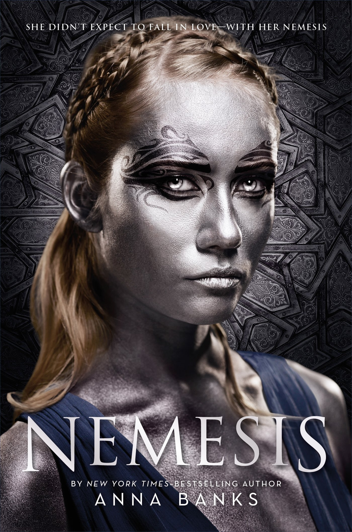 Image result for nemesis book