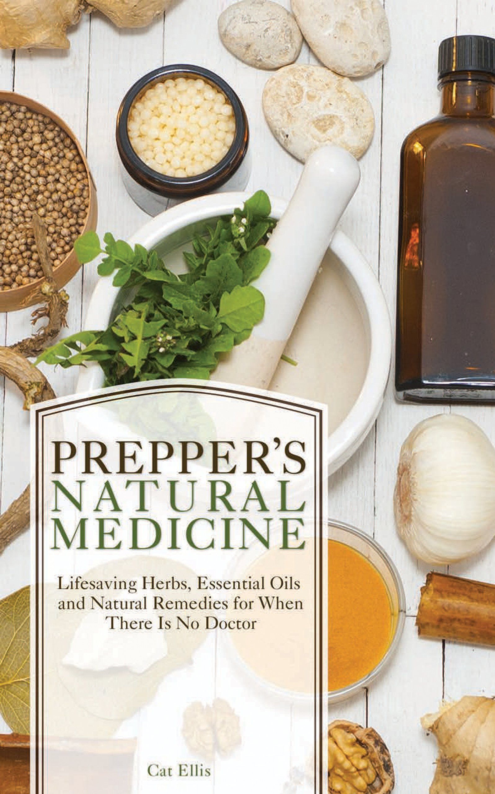 Preppers Natural Medicine Life Saving Essential product image