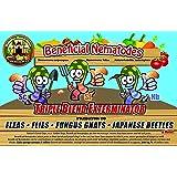 NaturesGoodGuys Beneficial Nematodes Triple Blend Pack HB+SC+SF - General Biological Pest Control (25 Million)