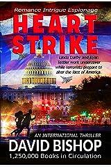 Heart Strike: Mystery, Crime, Romance, Suspense (A Linda Darby Mystery Book 4) Kindle Edition