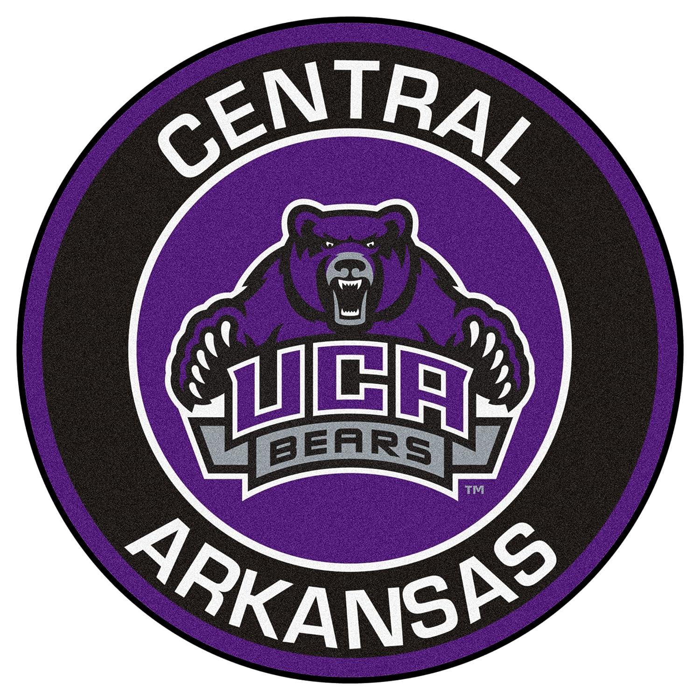 University Of Central Arkansas >> Amazon Com Fanmats University Of Central Arkansas Roundel