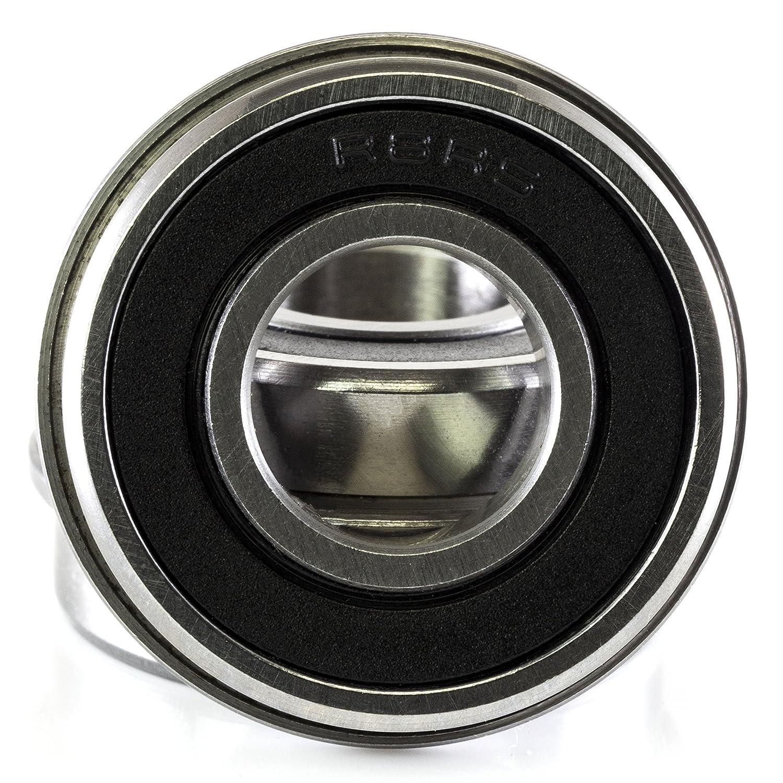 "Sealed Ball Bearing R8-2RS 1//2/""x 1 1//8/""x 5//16/"" Bearings"